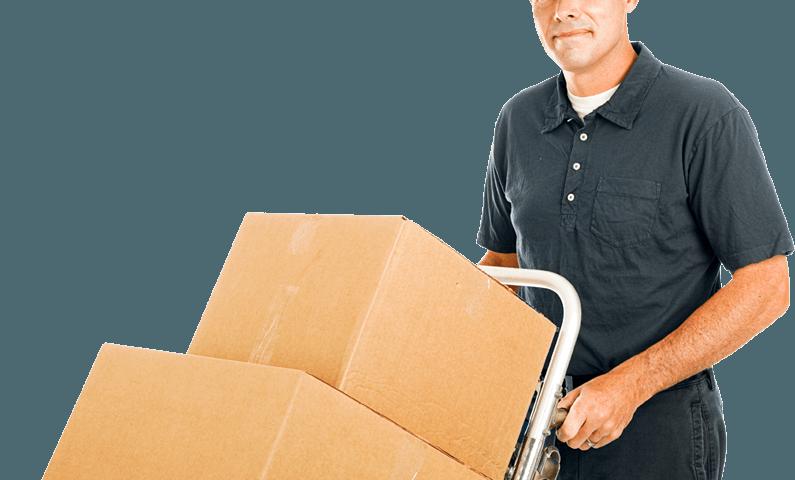 man-deliver