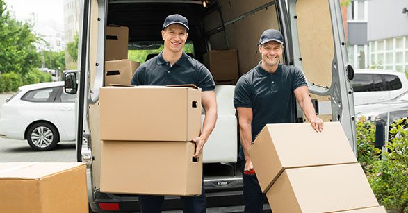 man-service-delivery